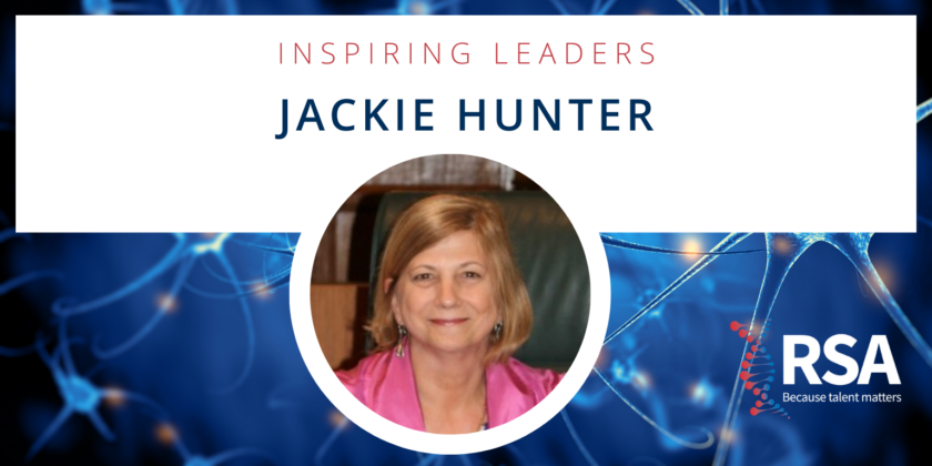 Jackie Hunter - Board Director BenevolentAI
