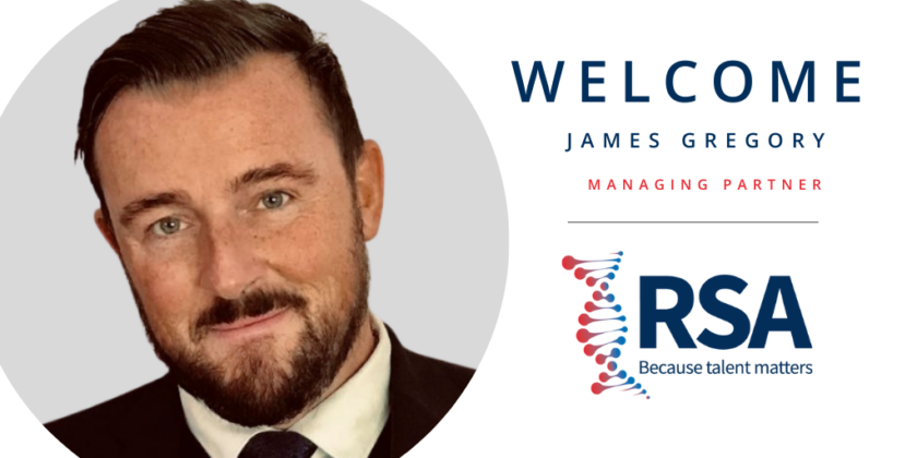 James Gregory Welcome